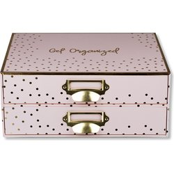Tri-Coastal Design Desk storage box, 2 vetolaatikkoa - Pois explosion