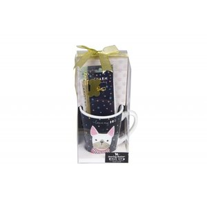 Tri-Coastal Design Mukisetti- Meowi Christmas - I love my Dog