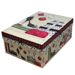 Tri-Coastal Design Ornament Box - Shopping on Fifth