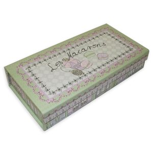Tri-Coastal Design Keep Sake Box - Shopping Boulevard, 25,5x13-5 cm
