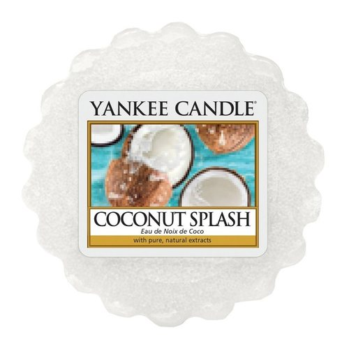 Yankee Candle Wax Melt / Tuoksuvaha - Coconut Splash